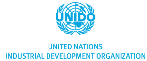 UNIDO Logo (bottom of each page) - logo